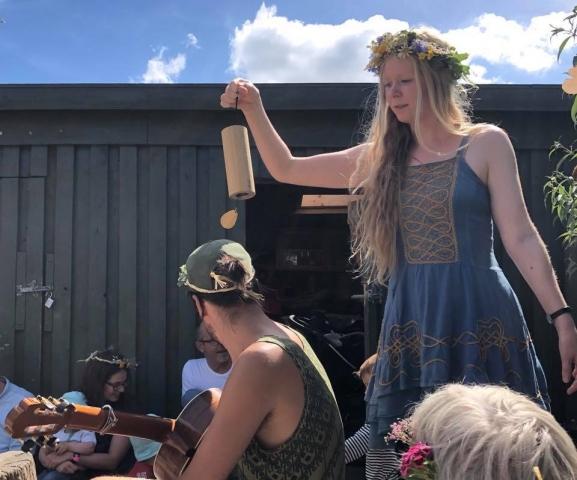 Sommerfest i Aurora